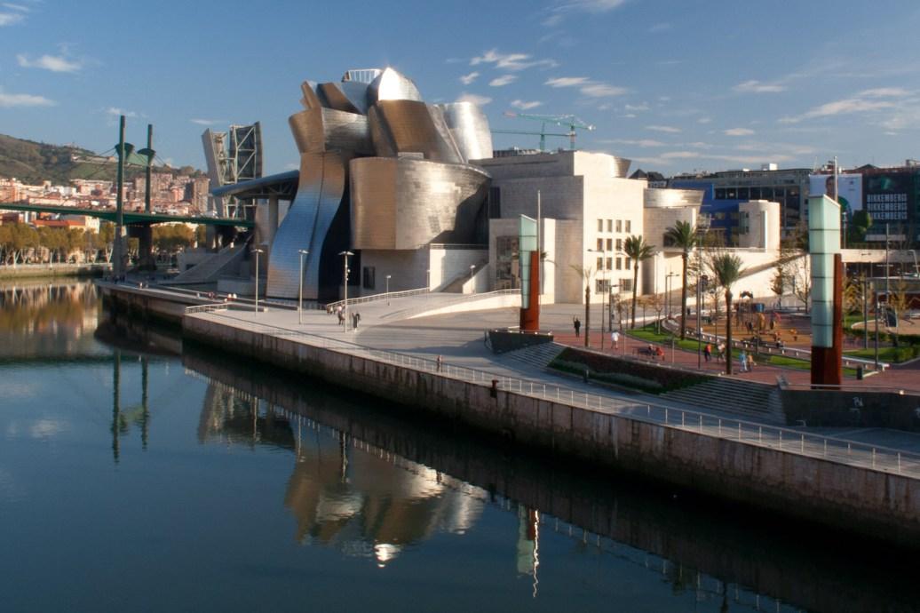 Museo Guggenheim, Bilbao, España