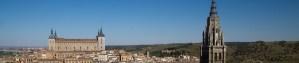 Alcázar y catedral de Toledo, puntos de referencia de su fenomenal centro histórico