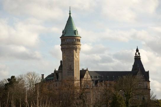 Banco y Caja de Ahorros del Estado, Luxemburgo, Luxemburgo