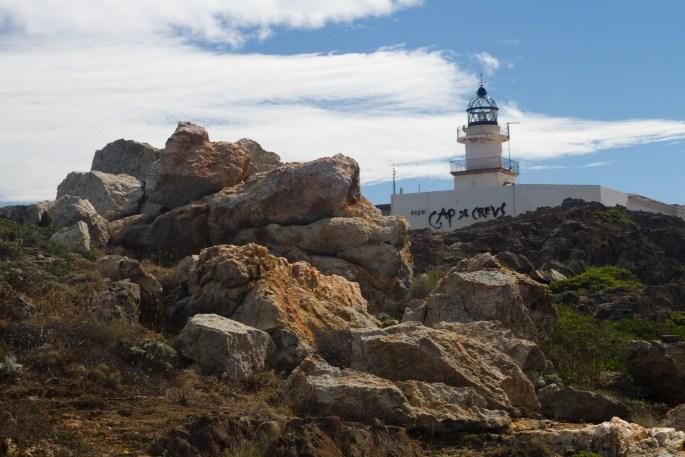 Faro de Cabo de Creus, España