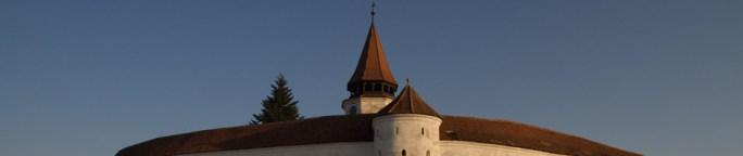 Iglesia fortificada de Prejmer, Transilvania, Rumanía
