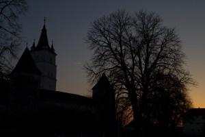 Iglesia fortificada de Stupini, Rumanía