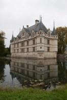 Castillo de Azay-le-Rideau, Francia
