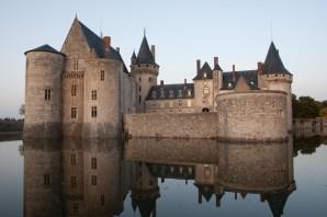 Castillo de Sully-sur-Loire, Francia