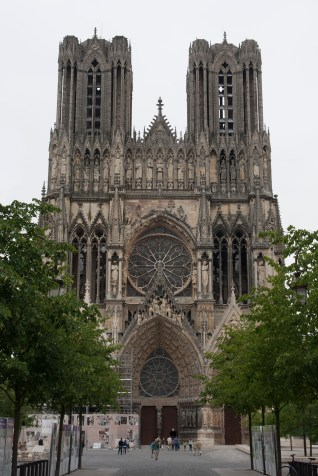 Catedral de Reims, Francia