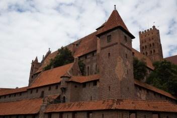 Fotos de la semana Nº 35, 2013: el gigantesco castillo de Malbork