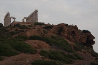 Templo de Poseidón, Cabo Sounión, Grecia