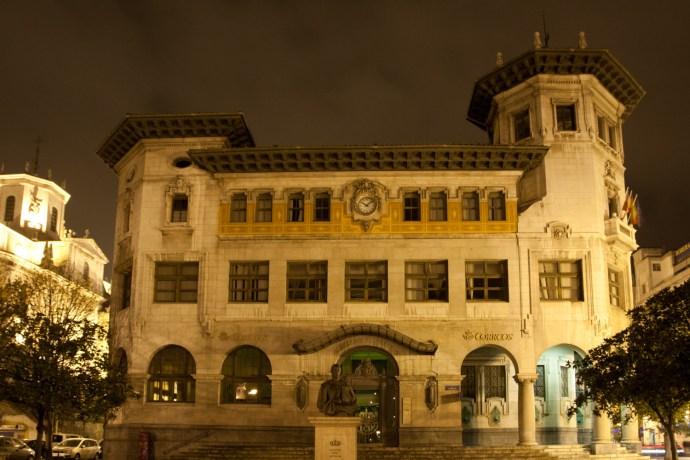 Edificio de Correos, Santander, España