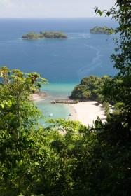 Isla y parque nacional de Coiba, Panamá