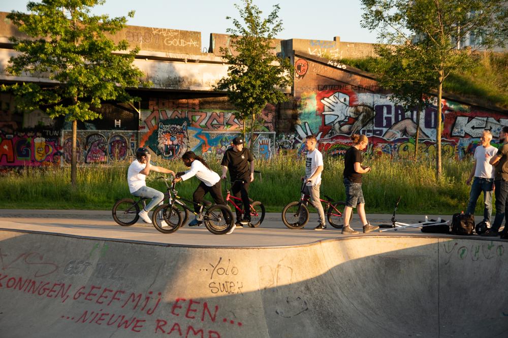 Skatepark Antwerpen