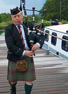 Scottish Highlander Golf Cruise