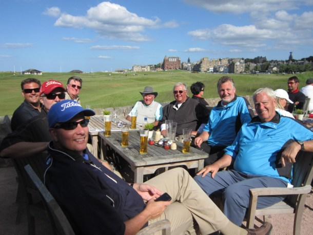Best Pubs in St Andrews Scotland - PerryGolf.com