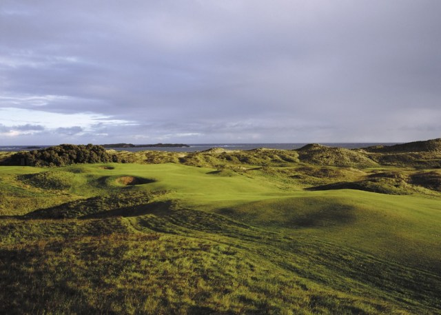 British open at royal Portrush Ireland - PerryGolf.com