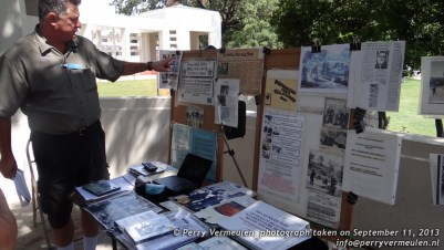 Researcher at Dealey Plaza