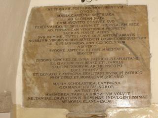 La storia scritta nel marmo