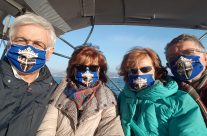 """Per i nostri soci la mascherina personalizzata con il logo di """"Persano nel Cuore"""""""