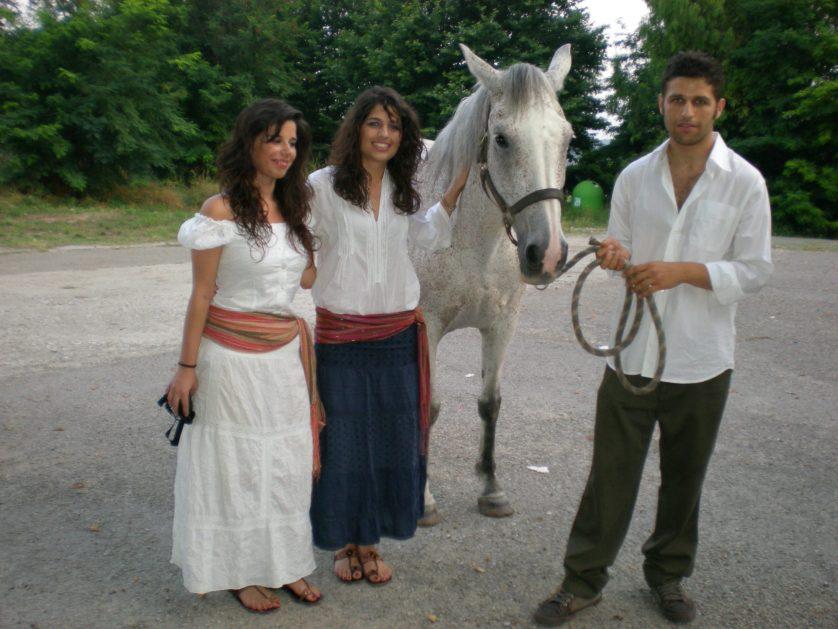 Quando il cavallo persano è tornato a Persano