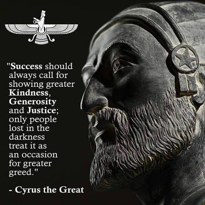Art - Cyrus the Great Legacy
