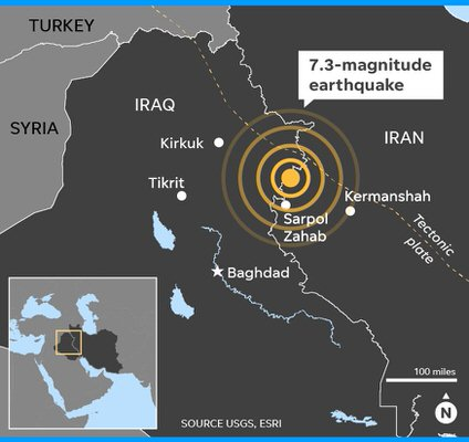 Iran-earthquake