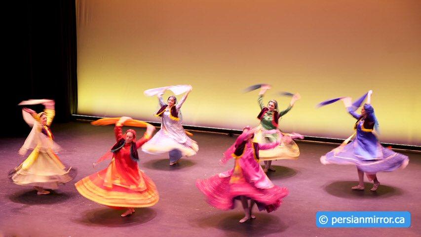 رقصهای محلی نوروزی
