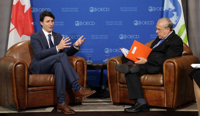 Trudeau-OECD