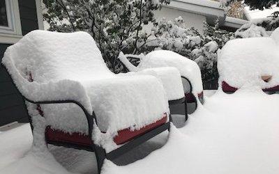 زمستان زودرس کانادا از کلگری آغاز شد