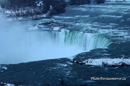 شب و روزِ آبشار نیاگارا 1