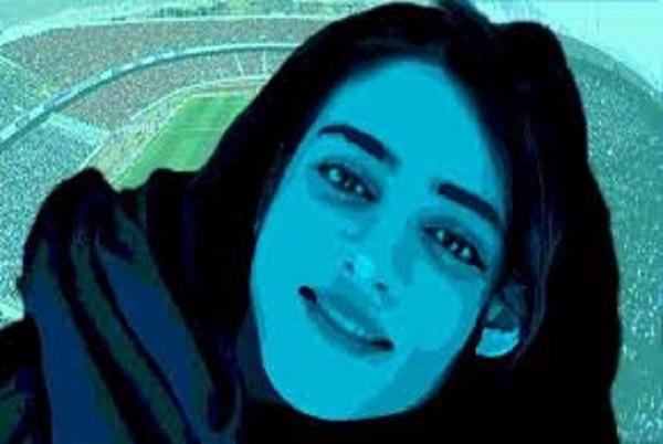 سحر-خدایاری-دختر-آبی-ایران-فوتبال
