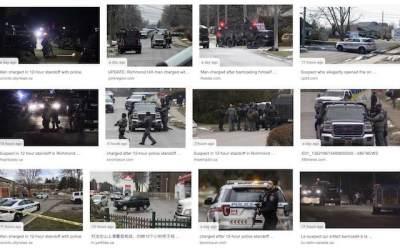 انوشیروان شیریزاده، متهم دستگیر شده در ریچموندهیل، سوء پیشینه جنایی داشته است
