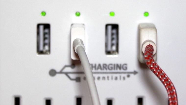 شارژرهای مجانی، هکرهای حرفهای