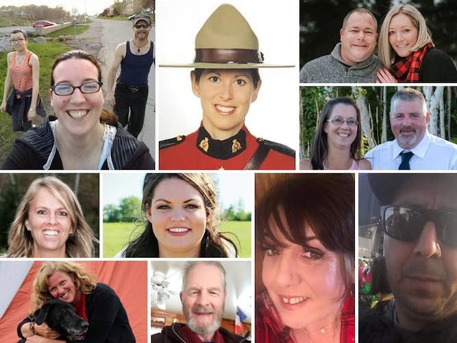 مرگبارترین تیراندازی تاریخ کانادا، با دستکم ۱۹ کشته