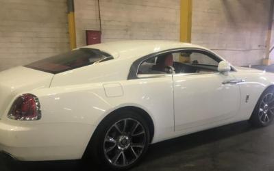 کشف ۴۰ اتومبیل سرقتی توسط گمرک آمریکا