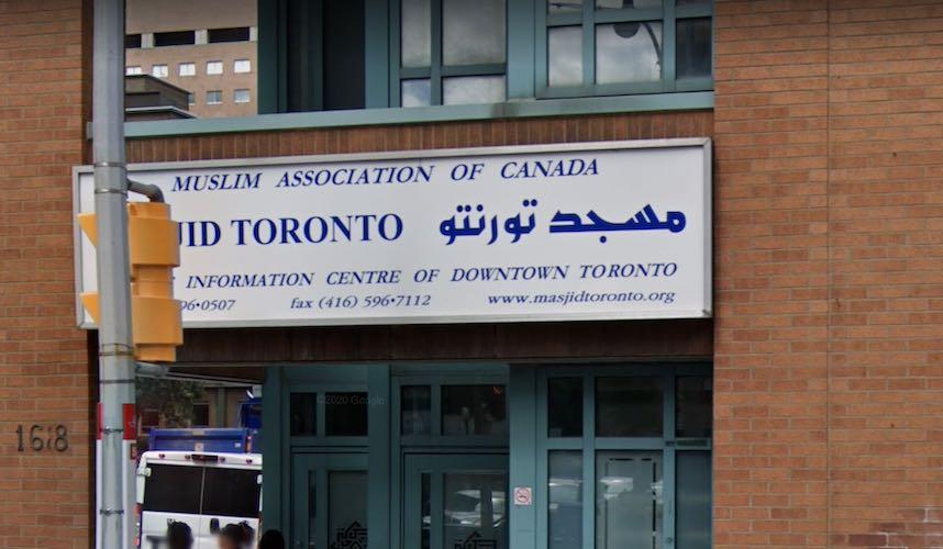 مسجد تورنتو