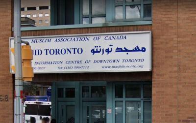 شش حمله به مسجد تورنتو در مدت سه ماه