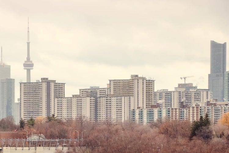 افزایش قیمت آپارتمان در تورنتو همزمان با کاهش فروش