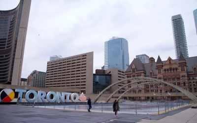 داده های جدید نشان میدهند که مردم تورنتو در خانه نمیمانند