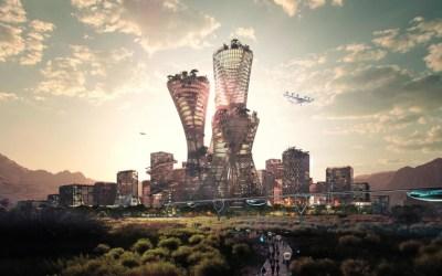 طرح شهر جدید ۴۰۰ میلیارد دلاری در آمریکا رونمایی شد