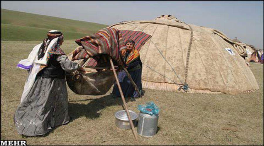 Iran Nomads Tour