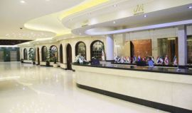 Jam Hotel Mashhad