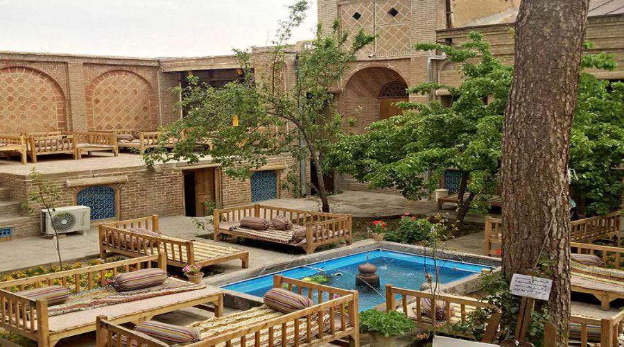 Behroozi House Qazvin