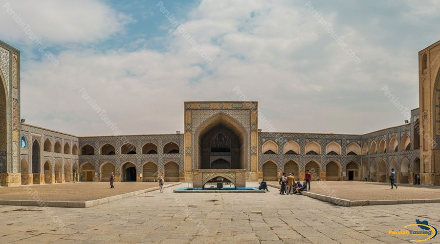 Jameh-Mosque-of-Isfahan-6