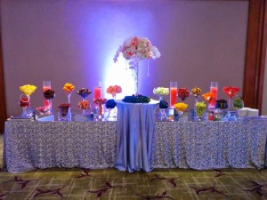 wedding fruit station 5
