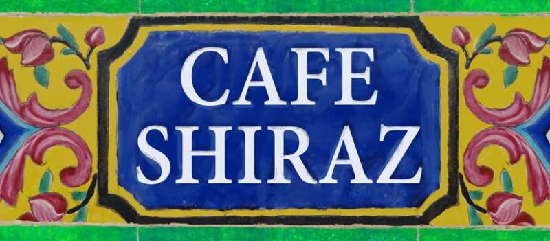 Cafe shiraz