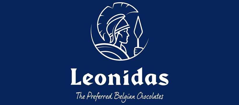 Logo Leonidas Chocolate Culture