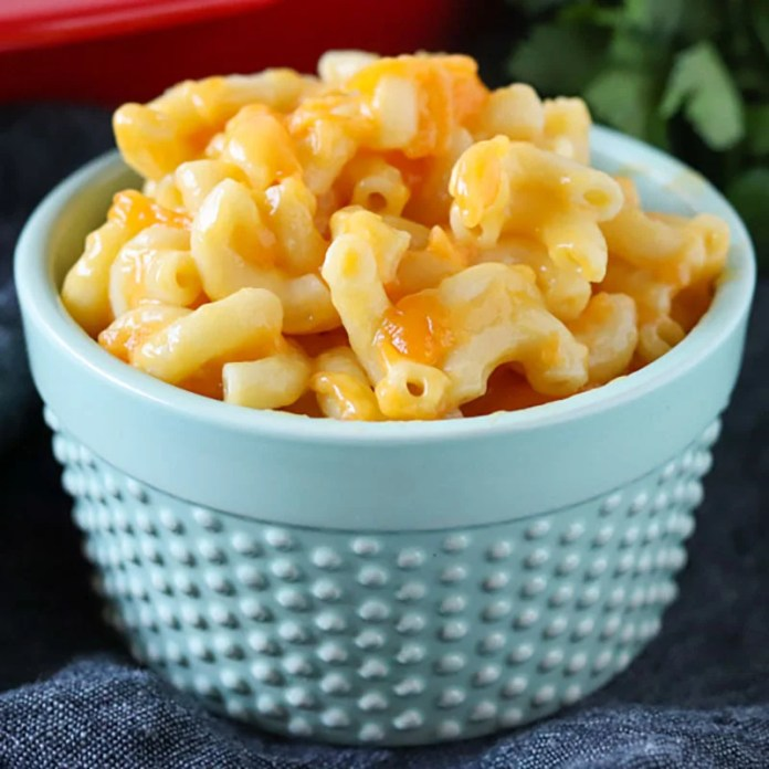 Best Macaroni Cheese With A Secret Ingredient