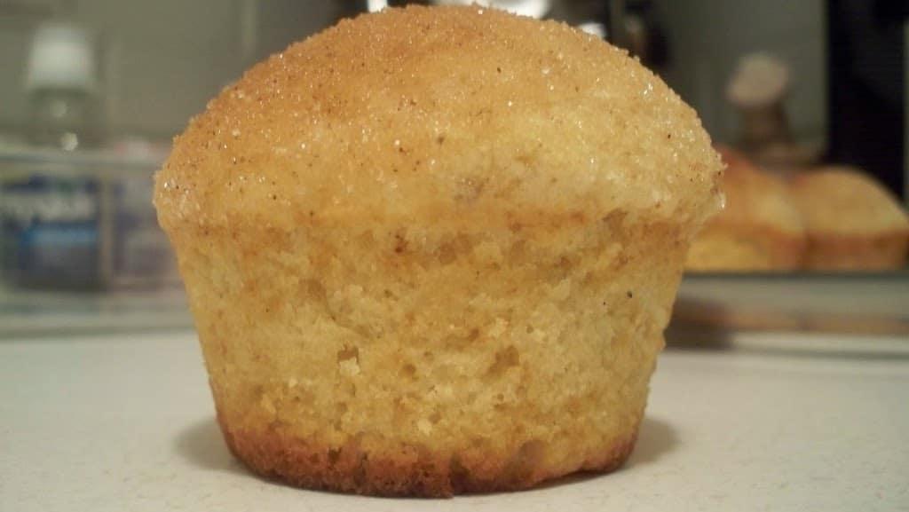 French Breakfast Muffin