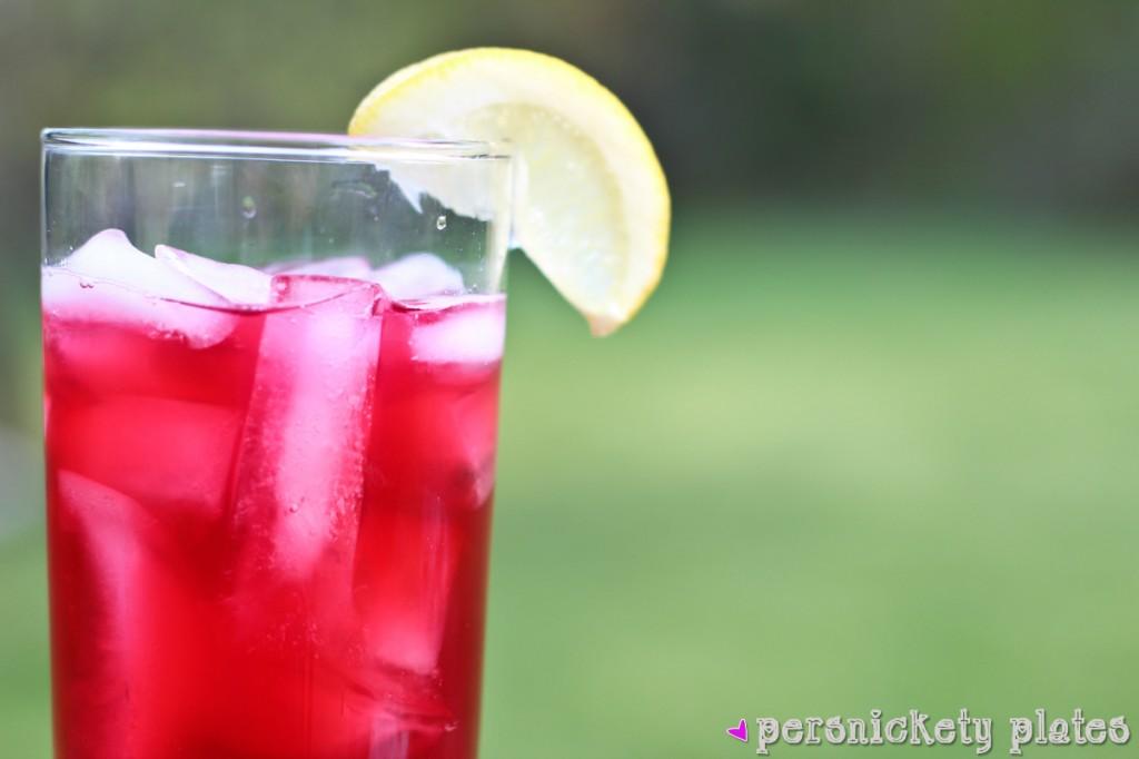 Copycat Starbucks Passion Tea Lemonade | Persnickety Plates