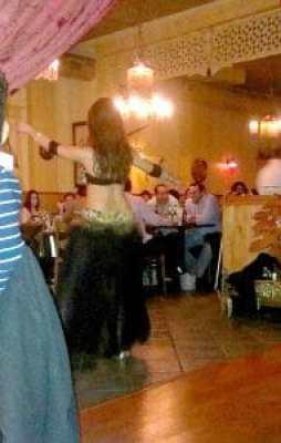 chicago, kan zaman, belly dancer
