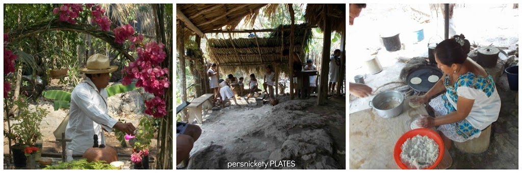 mayanvillagecollage