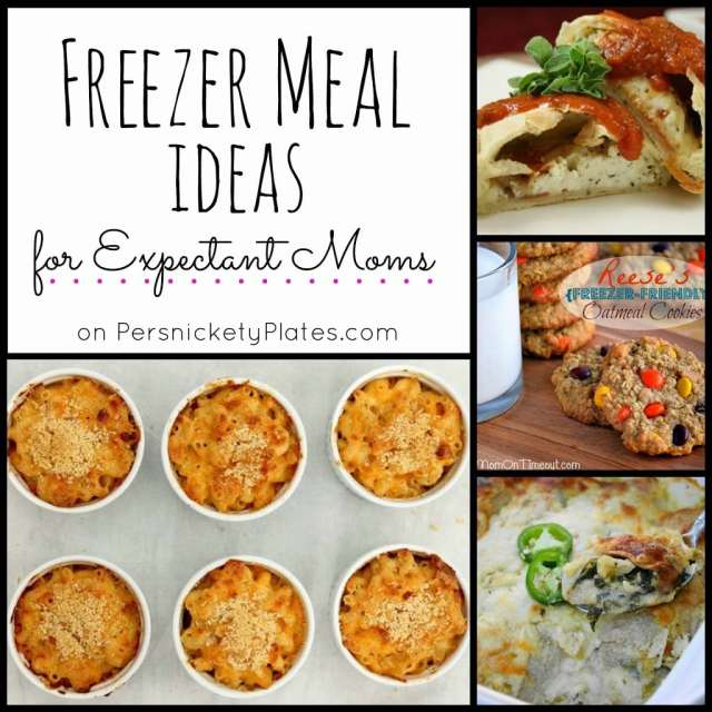 Freezer Meal Ideas For Expectant Moms 187 Persnickety Plates